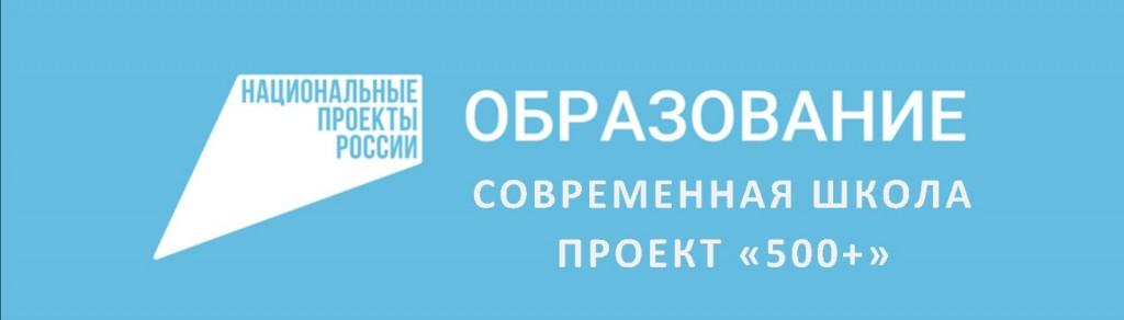 Логотип Проекта 500