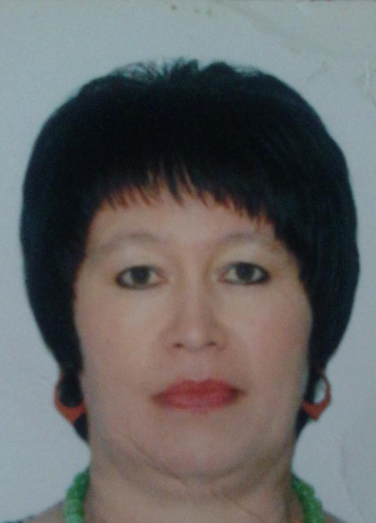 Шарипова Клара Шамситдиновна